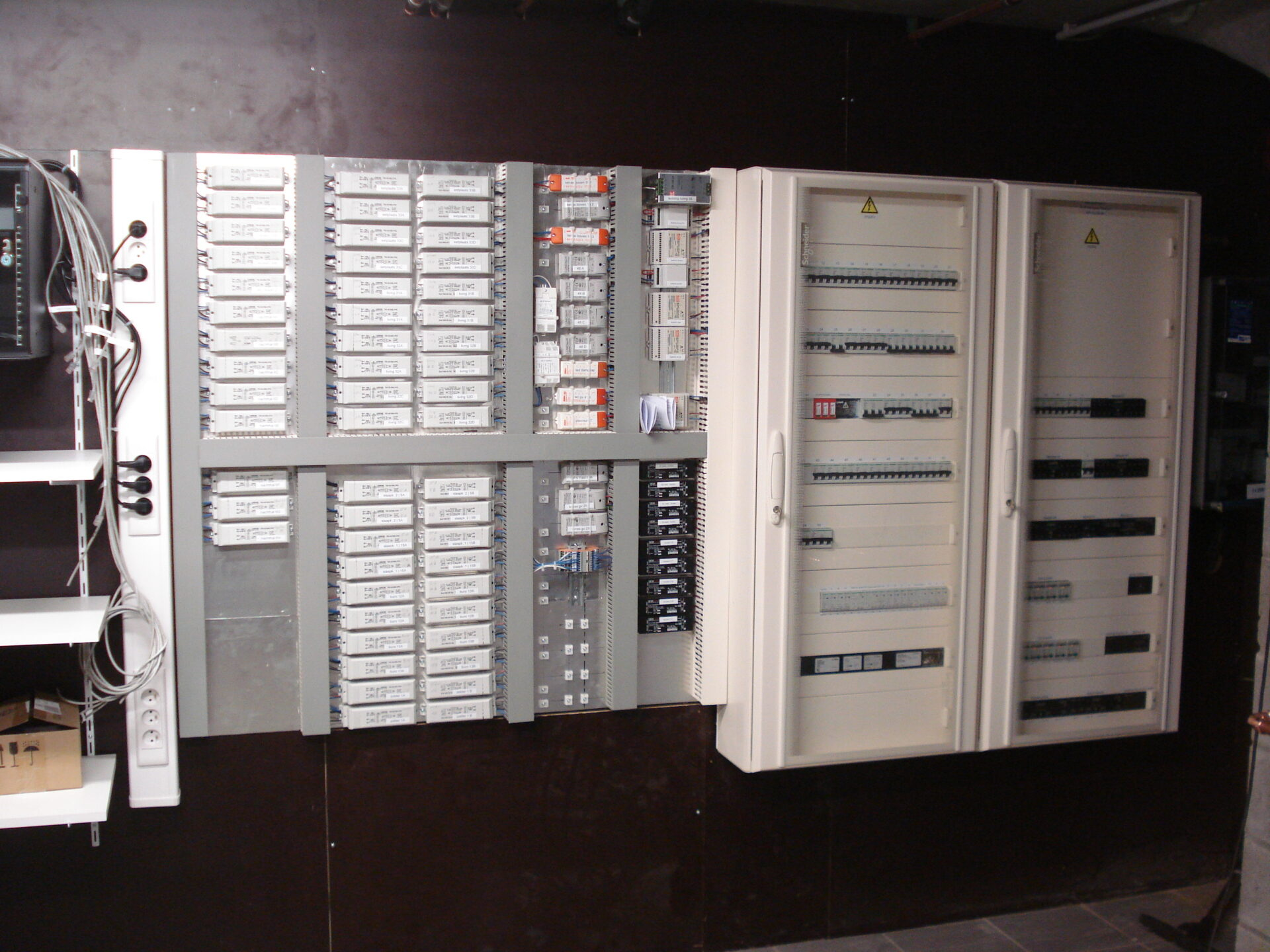 johan algoed elektriciteitswerken Oudenaarde